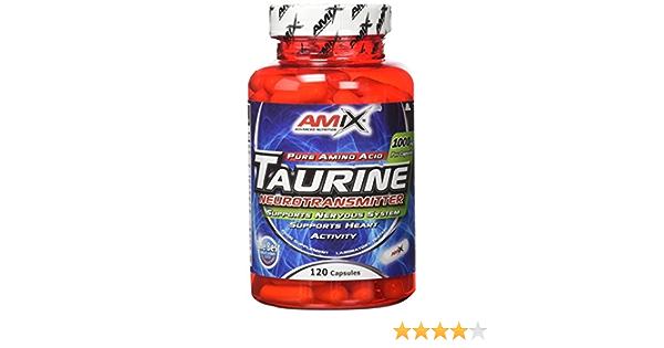 Amix Taurine 120 Caps 0.2 200 g