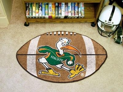 Fan Mats Miami Ibis Football Rug, 22