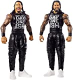 WWE Series # 52 Jey Uso & Jimmy Uso Figures, 2 Pack