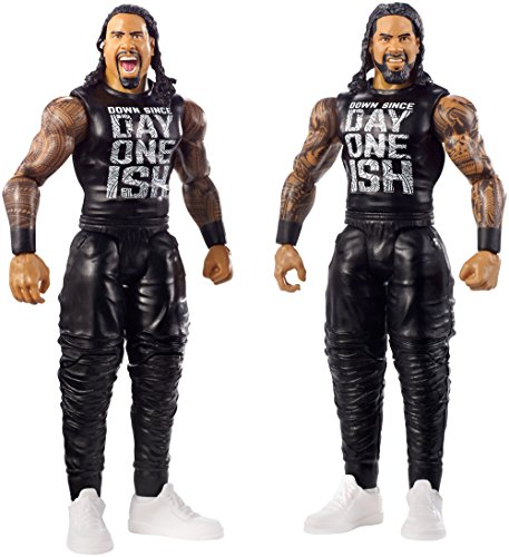 WWE Series # 52 Jey Uso & Jimmy Uso Figures, 2 Pack by WWE