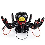 Huge Inflatable 36 Inch Spider Ring Toss Game; Perfect for Halloween Party Favor by Spooktacular Creations