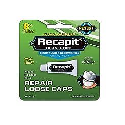 Recapit Cap and Crown Cement - 1 Grm, Pa...