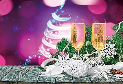 baocicco 10x65ft vinyl backdrop merry christmas happy new year photography background christmas tree decoration