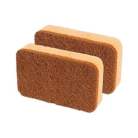 casabella 2-Pack Copper Power Cellulose Sponge