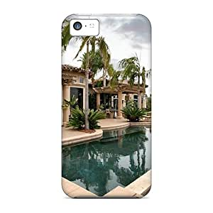 Iphone 5c Cases Slim [ultra Fit]protective Cases Covers