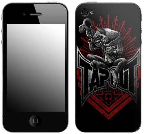 MusicSkins MS-TAPO70275, TapouT - Hyena, Samsung Galaxy S...