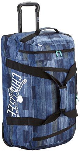 ChiemseeRolling Duffle - Bolso de hombro Unisex adulto, color Blau (Keen Blue)