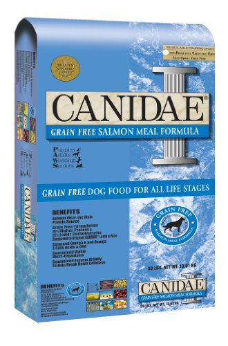 Felidae Dry Cat Food, Grain Free Salmon Formula, 8 Pound Bag, My Pet Supplies