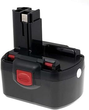 Batería para Bosch modelo 2607335273 NiCd O-Pack, 12,0V, NiCd: Amazon.es: Bricolaje y herramientas