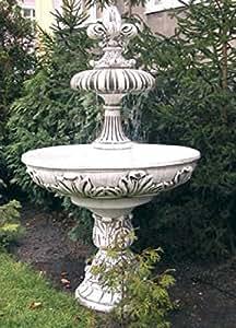 Fontäne (S904) fuentes ornamentales Brunnen Jardín Decoración de piedra 173cm