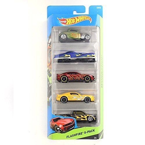 hot wheels 10 car pack - 9