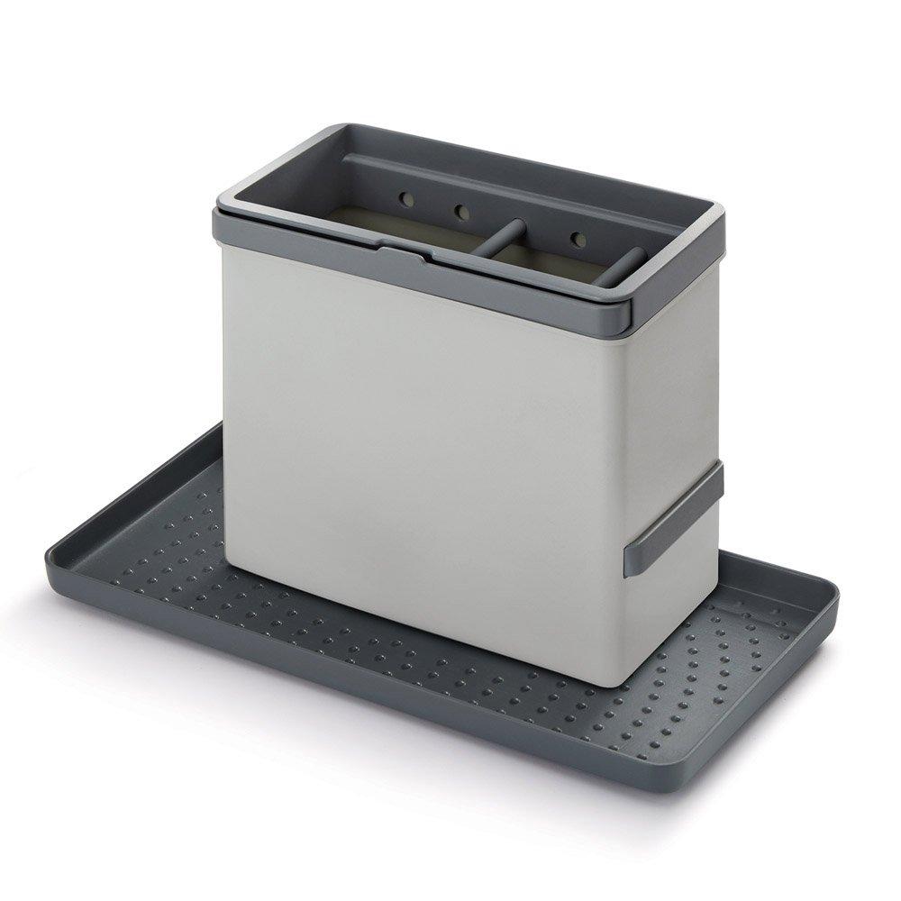 Metaltex Tidy-Tex - Organizador Modular de Limpieza de Cocina, Gris ...