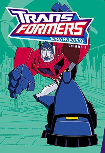 Read Online Transformers Animated Volume 3 (v. 3) ebook
