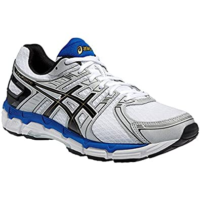 Asics Running GEL FORTE White Black Metallic Gold