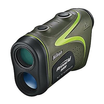 Nikon Arrow ID 5000 Bowhunting Laser Rangefinder from Nikon Sport Optics