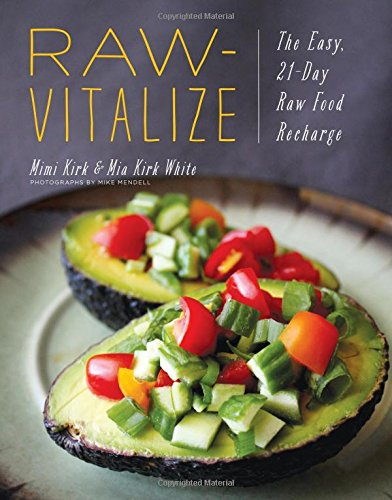 Cookbooks list the best selling raw cookbooks raw vitalize the easy 21 day raw food recharge forumfinder