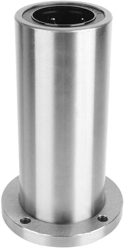 DXX-HR Brida Ronda de movimiento lineal, bulones de acero brida del movimiento linear del cojinete for maquinaria electrónica LMF50UU / LMF50LUU (02#)