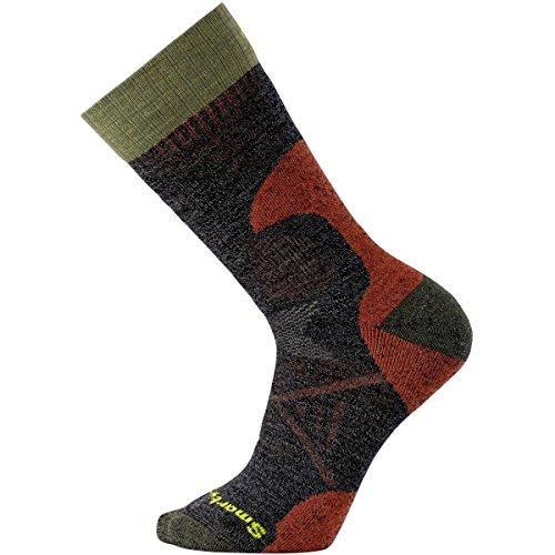 Smartwool Leg Warmer (Smartwool Men's PhD Hunt Medium Crew Socks (Black) Large)
