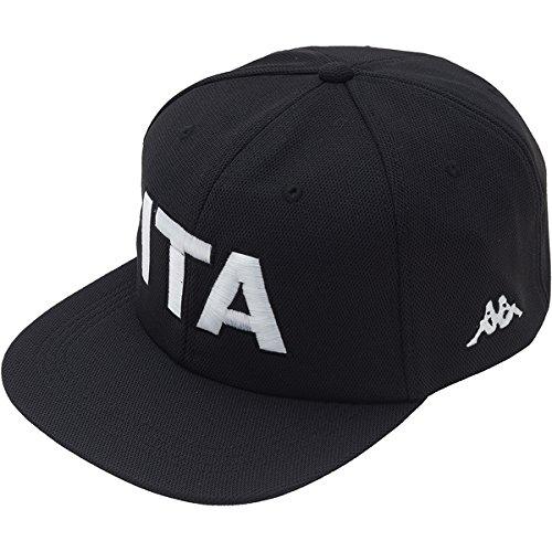 カッパ Kappa 帽子 ITAロゴ 平つばキャップ