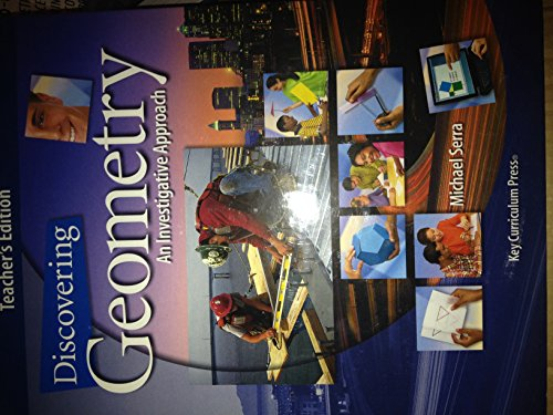 Discovering Geometry An Investigative Approach, Teacher's Edition