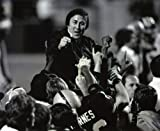 TOM FLORES OAKLAND RAIDERS 8X10 SPORTS ACTION PHOTO (2A)