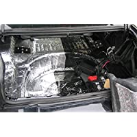HushMat 680064 Sound and Thermal Insulation Kit (2006-2010 Honda Civic - Trunk)
