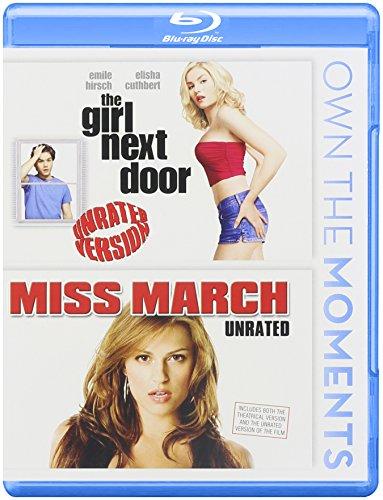 Girl Next +miss Marc Bd Df-sac [Blu-ray]