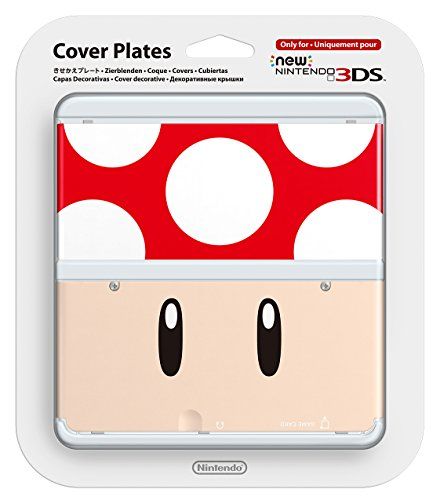 Nintendo Cover Plates Toad Only Japan