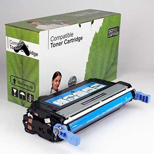 (Value Brand replacement for HP 643A Cyan Toner Cartridge Q5951A For Your Business (10,000 Yield))
