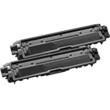 2 Inkfirst® Black Toner Cartridge TN221BK (TN-221 BK) Compatible Remanufactured for Brother TN221 Black HL-3170CDW HL-3170CW HL-3140CW MFC-9130CW MFC-9330CDW MFC-9340CDW