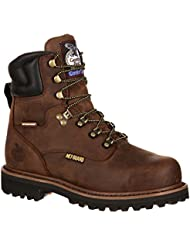 Georgia GB00028 Mens Hammer Internal Met-Guard Steel Toe  Boots