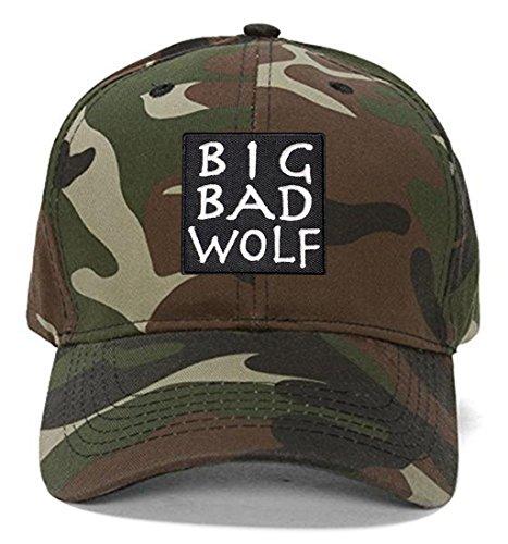 Big Bad Wolf Hat (Camo)
