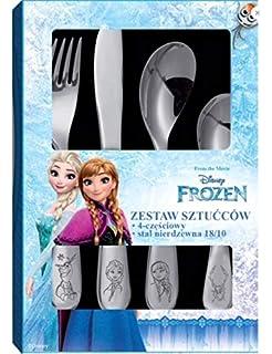 Cubiertos Cubertería Kinde Vajilla Kinde Disney Diferentes Modelos a Elegir, Frozen