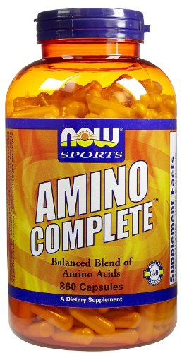 Now Foods Amino Complete - 360 Cap 2 Pack