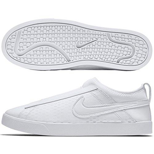 Nike Kvinna Racquette 17 Slip Storlek Oss 10 M Vit Stil # 902.861 Till 100
