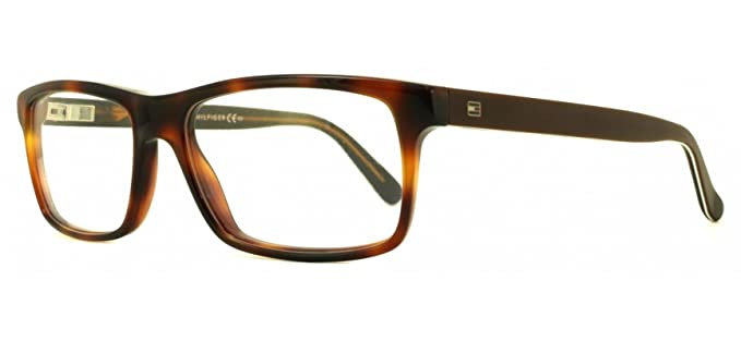 aac0f39b029 Optical frame Tommy Hilfiger Acetate Black (TH 1328 UNO) at Amazon ...