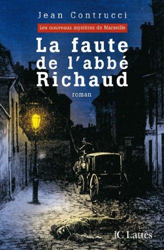 La Faute De L Abbe Richaud Romans Historiques French
