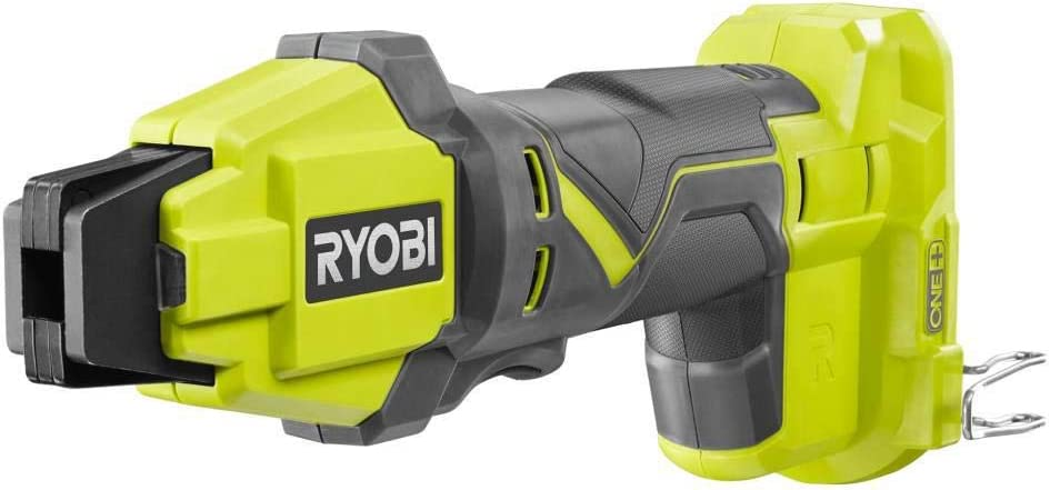 Ryobi 18-Volt ONE Lithium-Ion Cordless PEX Tubing Clamp Tool Tool Only