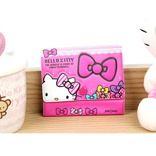 Sanrio hello kitty id credit business card holder case wallet sanrio hello kitty id credit business card holder case wallet pink buy online in uae office product products in the uae see prices reheart Choice Image