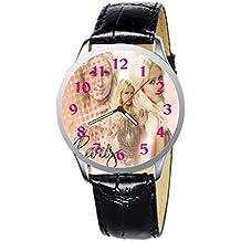LCW158-3 New Paris Hilton Stainless Wristwatch Wrist Watch