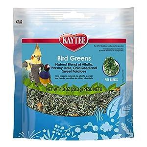 (4 Pack) Kaytee Forti Diet Prohealth Bird Greens Chia Sweet Potato 1 Ounce Each 49