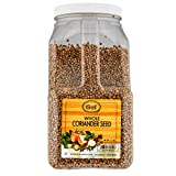Gel Whole Coriander Seeds Bulk Size 2.5 LB