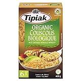 TIPIAK Couscous, Organic Whole Wheat, 400g