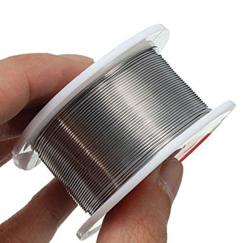 0.5mm 60/40 Tin lead Rosin Core Solder Wire Reel - 8