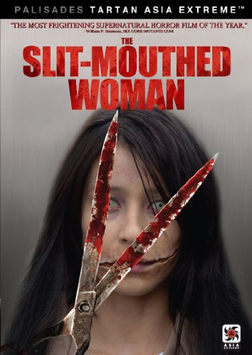 Carved: The Slit Mouthed Woman