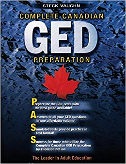 GED Preparation? ~ 10 points ~?
