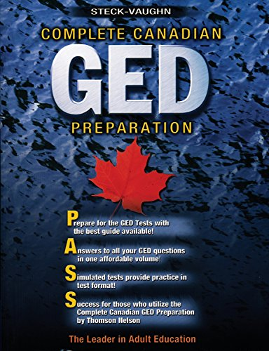 Complete Canadian GED Preparation
