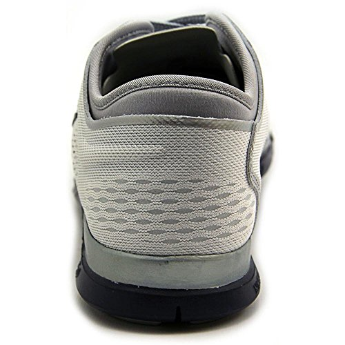 Nike Womens Gratis 5.0 Tr Fit 5 Prt Trainingsschoen Dames Us White / Navy / Grey / Platinum