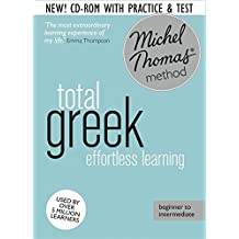Total Greek: Revised (Learn Greek with the Michel Thomas Method)