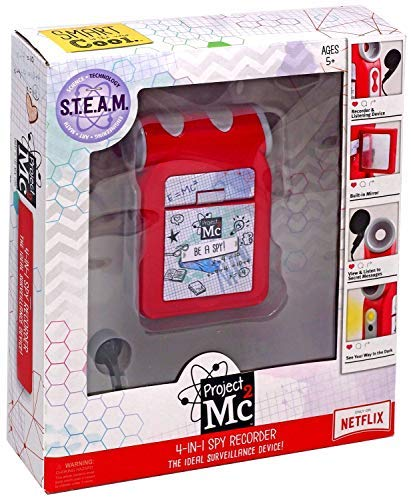 Project mc2 spy recorder 4-in-1 by Project Mc2 (Image #1)